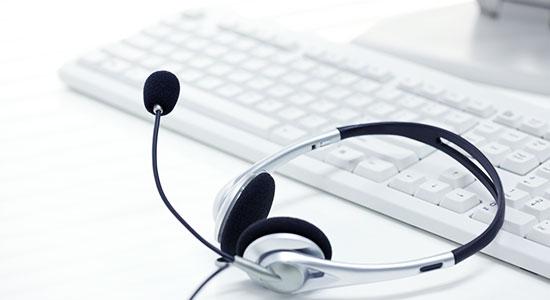 コールセンターの応対品質向上支援